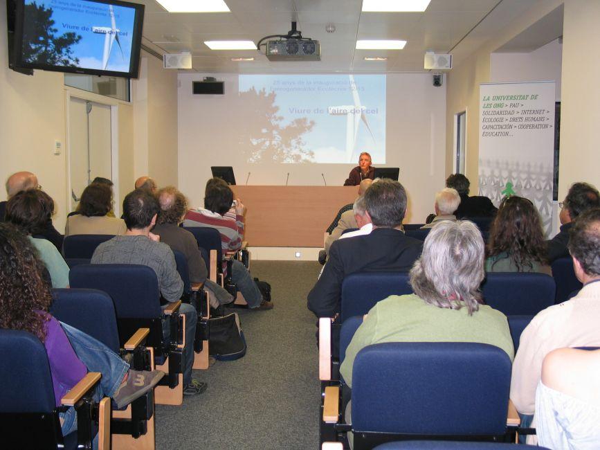 Presentació del projecte Viuredelaire - Març 2012