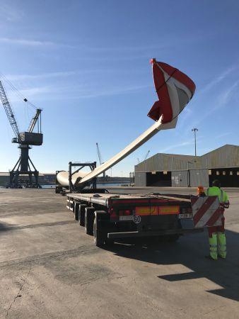 Pala preparadal pel transport - 21/Nov/2017