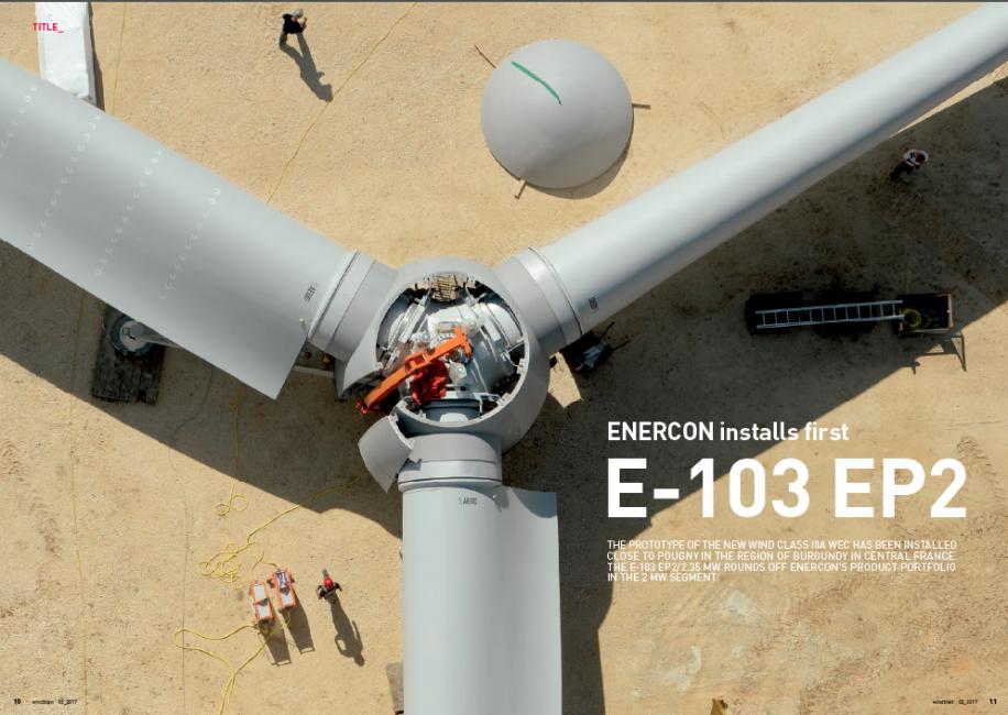 Enercon E 103 EP2