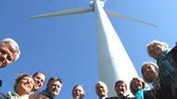 Proyectos eólicos cooperativos en el mundo