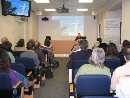 Presentación del proyecto Viuredelaire - Març 2012